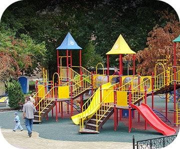 9 собственных детских площадок, Золотая Линия, Краснодар, официальный сайт, Новая Адыгея