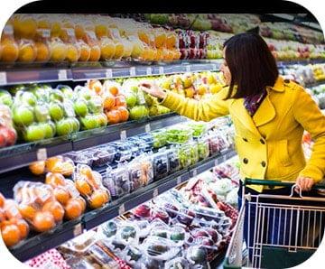 Продуктовые магазины и аптека на территории ЖК, Золотая Линия, Краснодар, официальный сайт, Новая Адыгея